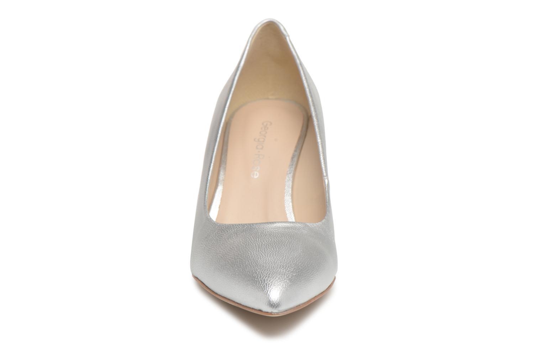 Escarpins Georgia Rose Rosali Argent vue portées chaussures
