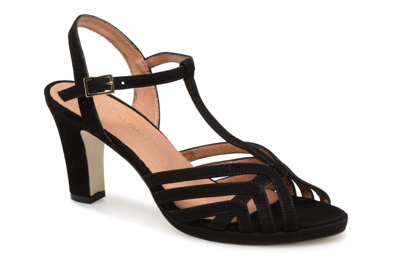 Georgia Rose Ebrina (Noir) - Sandales et nu-pieds chez Sarenza (320584)