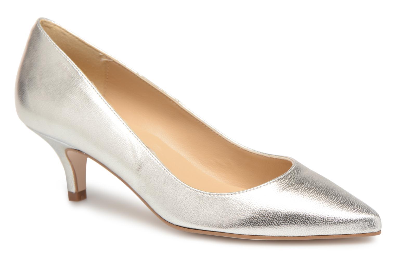 Zapatos promocionales Georgia Rose Svelta (Plateado) - Zapatos de tacón   Zapatos de mujer baratos zapatos de mujer