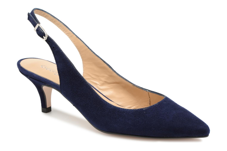 Escarpins Georgia Rose Sokit Bleu vue détail/paire