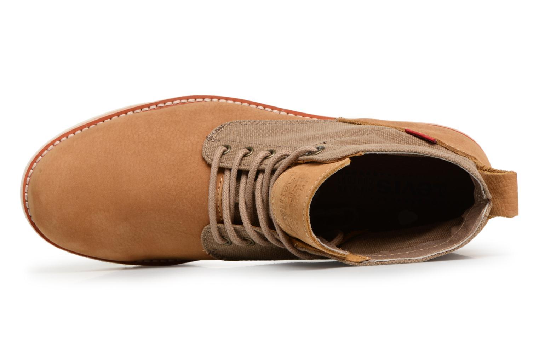 Bottines et boots Levi's Jax Light Marron vue gauche