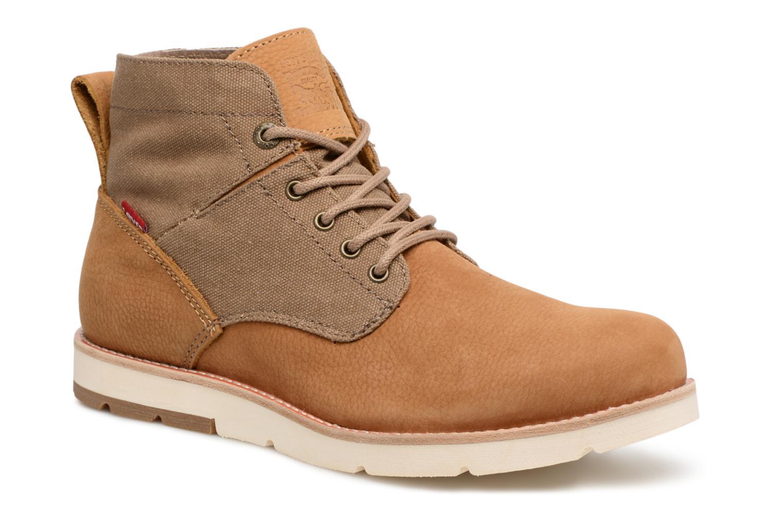 Bottines et boots Levi's Jax Light Marron vue détail/paire