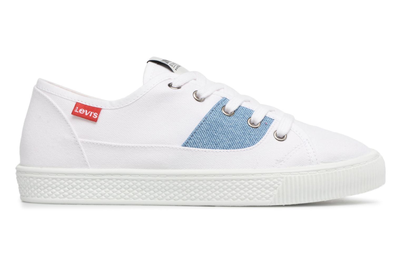 Sneakers Levi's Malibu Lady Patch Bianco immagine posteriore