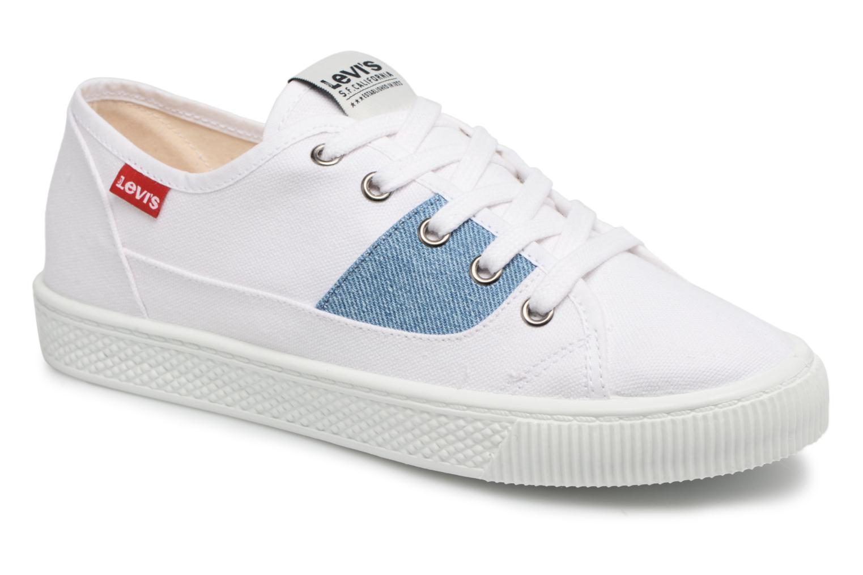 Sneakers Levi's Malibu Lady Patch Bianco vedi dettaglio/paio
