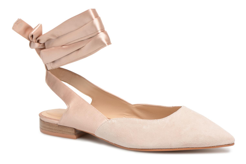 Nuevos zapatos para hombres y mujeres, descuento por tiempo limitado What For Adela (Beige) - Bailarinas en Más cómodo