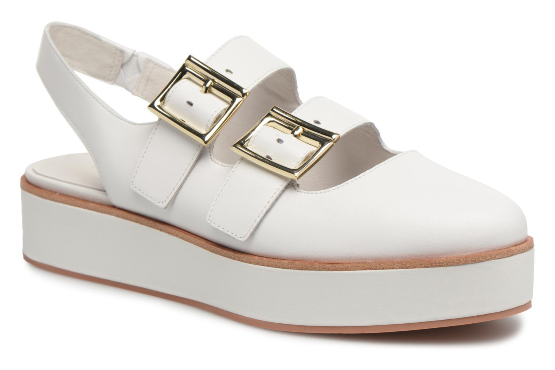 Zapatos promocionales What For Besse (Blanco) - Sandalias   Los últimos zapatos de descuento para hombres y mujeres
