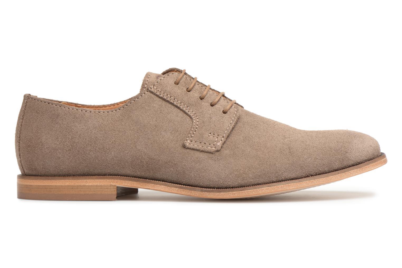 Mr SARENZA Southampton (Beige) - Chaussures à lacets chez Sarenza (321042)