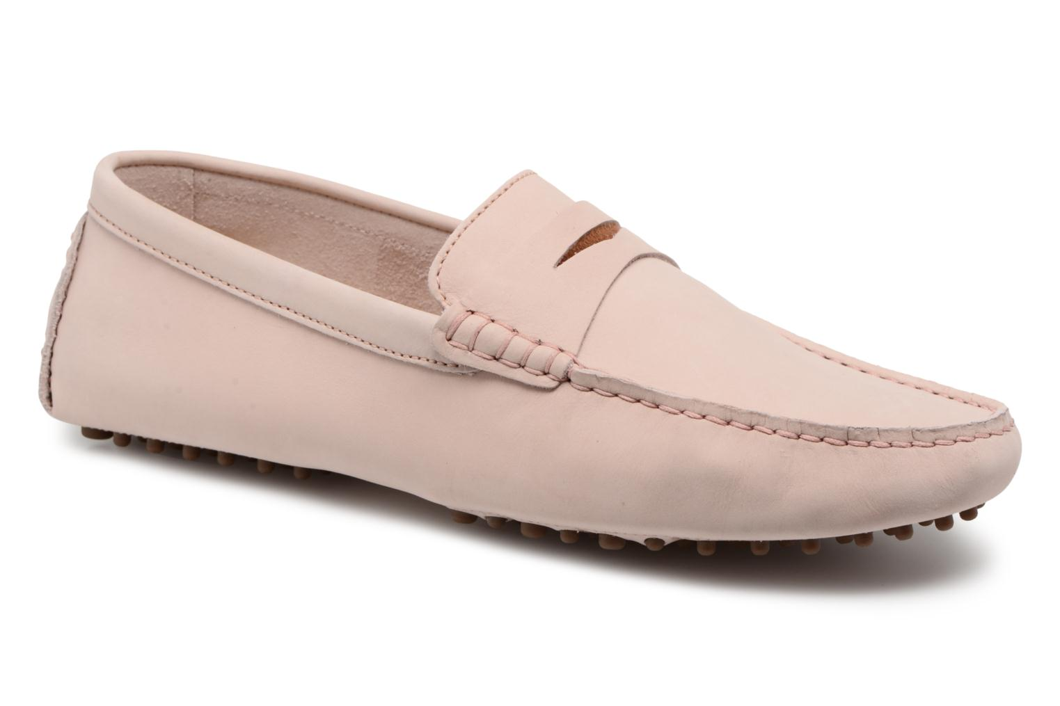 Loafers Mr SARENZA Suttin Pink view from the right