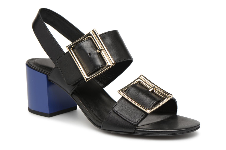 Moda barata y hermosa What For Gloire (Negro) - Sandalias en Más cómodo