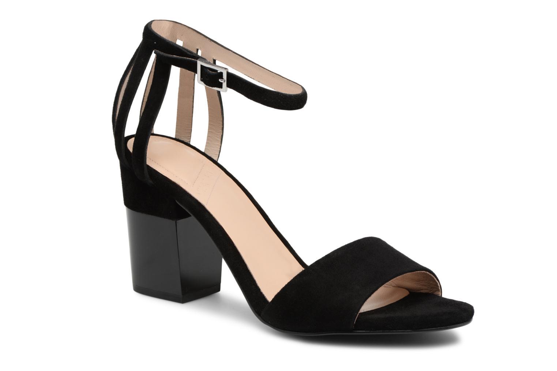 Los últimos zapatos de hombre y mujer What For Palerme WF461 (Negro) - Sandalias en Más cómodo