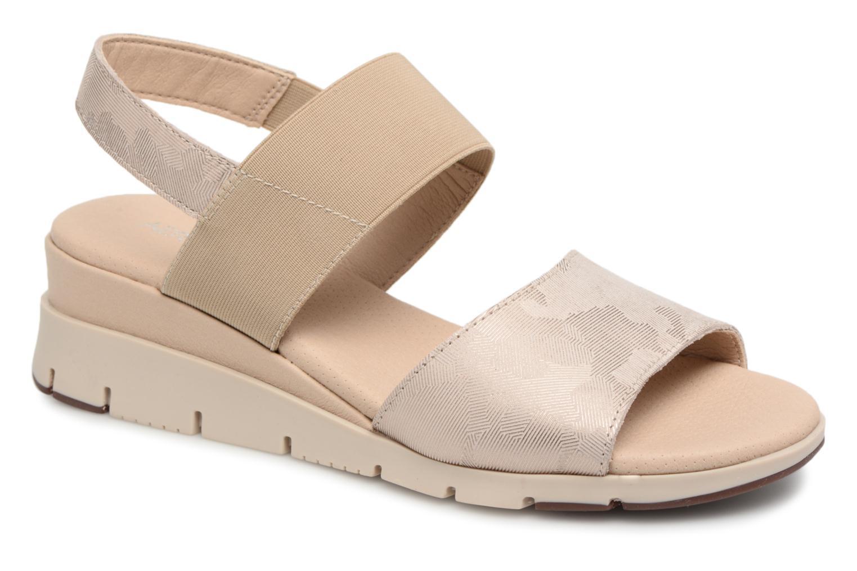 Zapatos promocionales Aerosoles Down Shift (Beige) - Sandalias   Los últimos zapatos de descuento para hombres y mujeres
