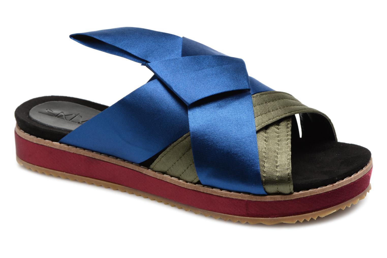 Sixty Seven Blue dead (Bleu) - Sandales et nu-pieds chez Sarenza (321209)