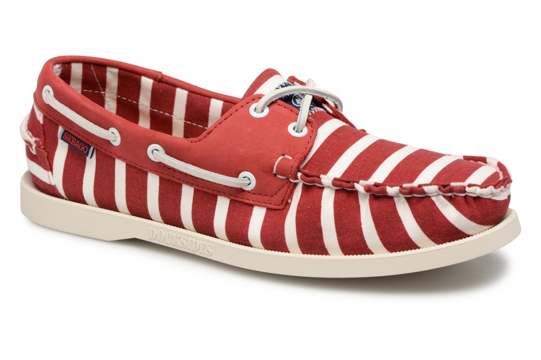 Sebago Docksides Sebago X Armorlux M (Rouge) - Chaussures à lacets chez Sarenza (321221)