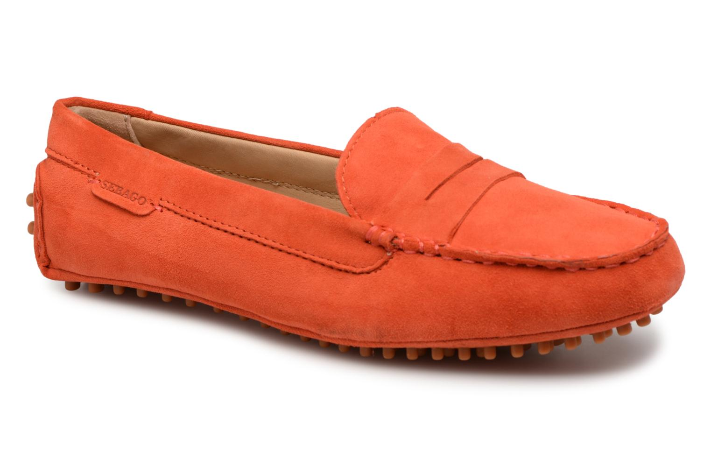 Sebago Penelope Penny (Orange) - Mocassins chez Sarenza (321223)