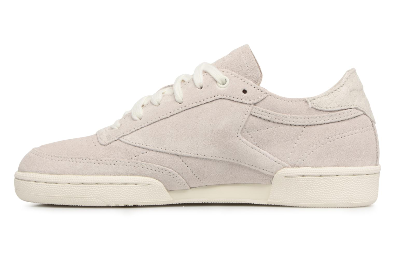 Baskets Reebok CLUB C 85 FBT DECON Gris vue face