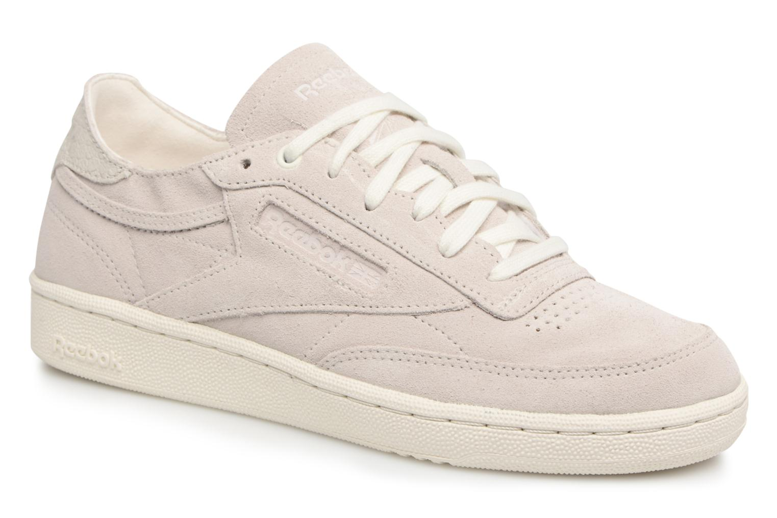 Baskets Reebok CLUB C 85 FBT DECON Gris vue détail/paire