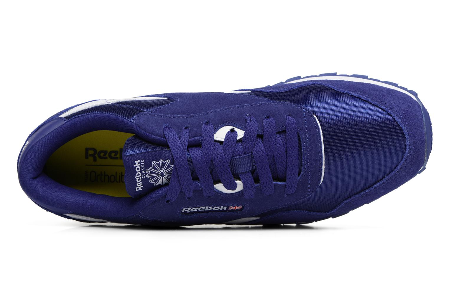CL NYLON 1 DEEP COBALT/WHITE