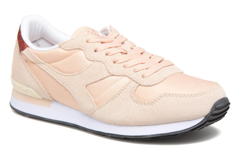 Zapatos promocionales Diadora CAMARO WN (Rosa) - Deportivas   Venta de liquidación de temporada