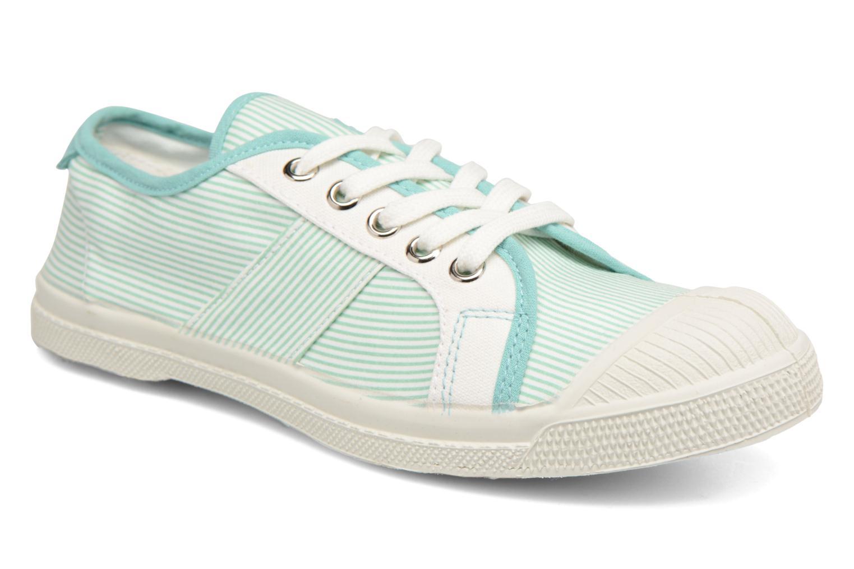 Bensimon - Damen - Fines Rayures - Sneaker - beige JXlM44nlX