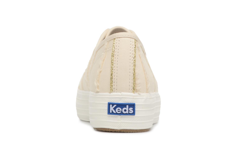Keds Kick Triple Cream Eyelash Canvas rPraqU