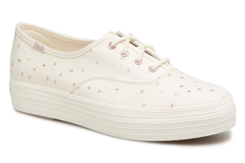Zapatos promocionales Keds Triple Ethereal (Beige) - Deportivas   Venta de liquidación de temporada