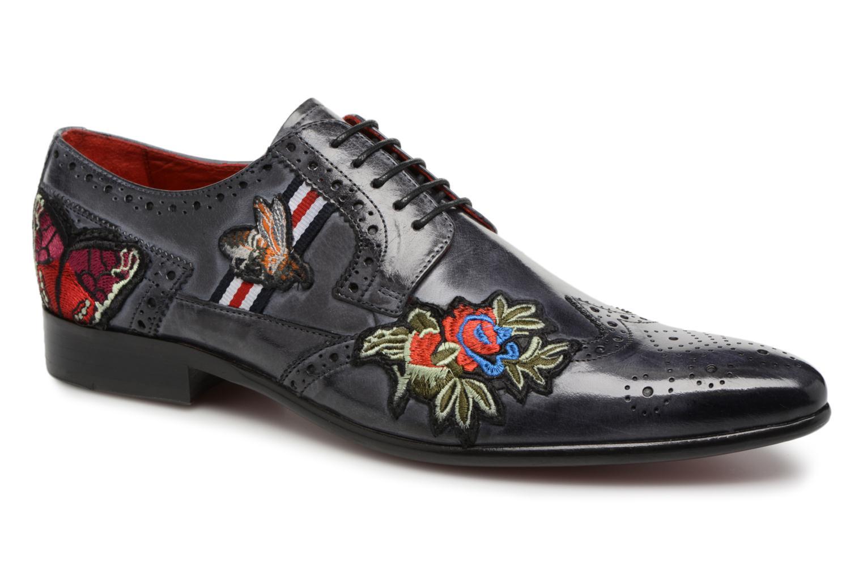 Melvin & Hamilton Toni 30 (Bleu) - Chaussures à lacets chez Sarenza (321520)