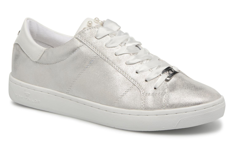 Grandes descuentos últimos zapatos Tom Tailor Hannah (Plateado) - Deportivas Descuento