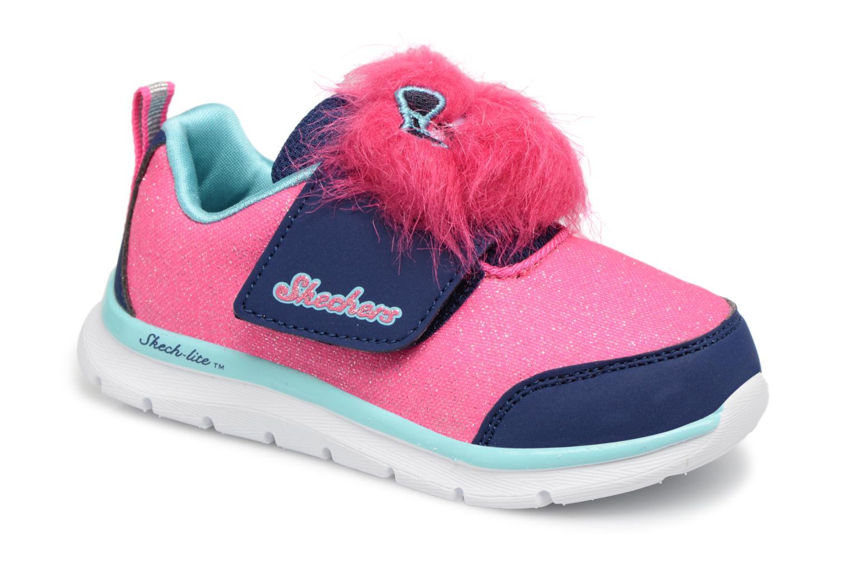 Skechers - Kinder - Skech-Lite Lil' Critter - Sneaker - rosa vT4pMr