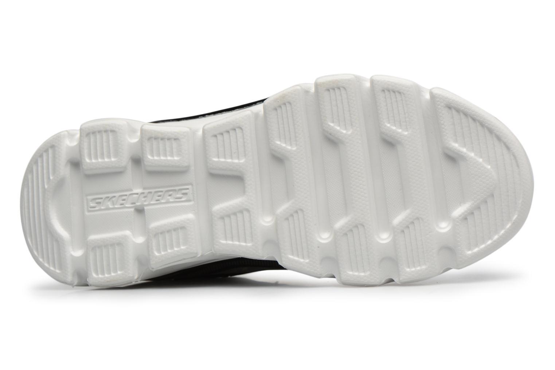 Baskets Skechers Hypno-Flash Tremblers Bleu vue haut