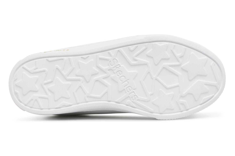 Sidestars Skechers 0 Breeze Twinkle 2 WPK Blanc qUfnF1xUX7