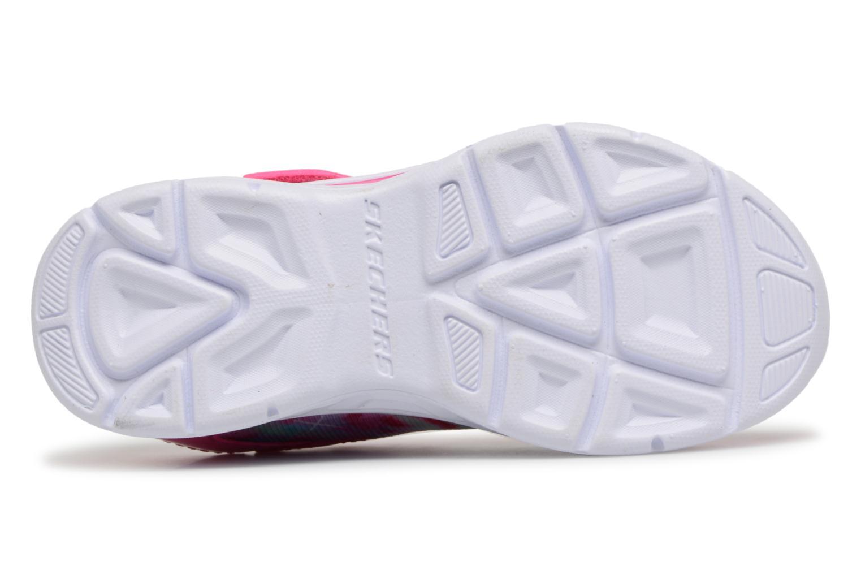 Sneakers Skechers Litebeams Dance N' Glow Pink se foroven
