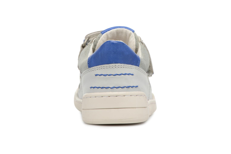 Bleu orange Kickers Wikette (Bleu)