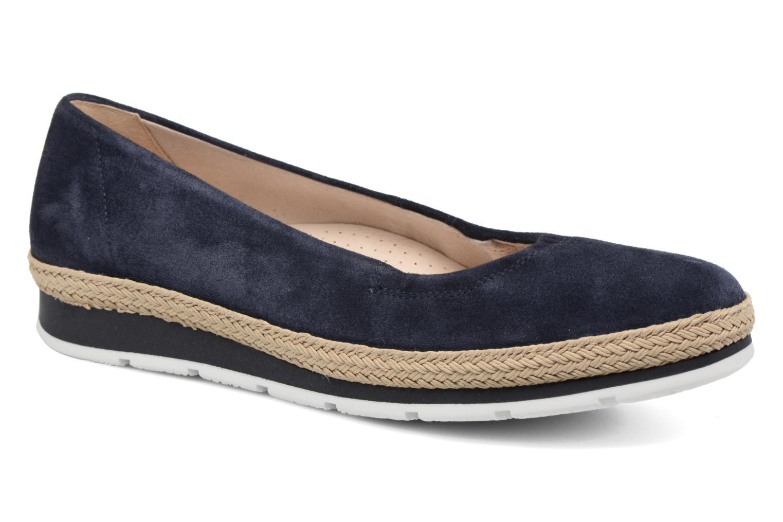 Zapatos promocionales Gabor Ronie (Azul) - Bailarinas   Gran descuento