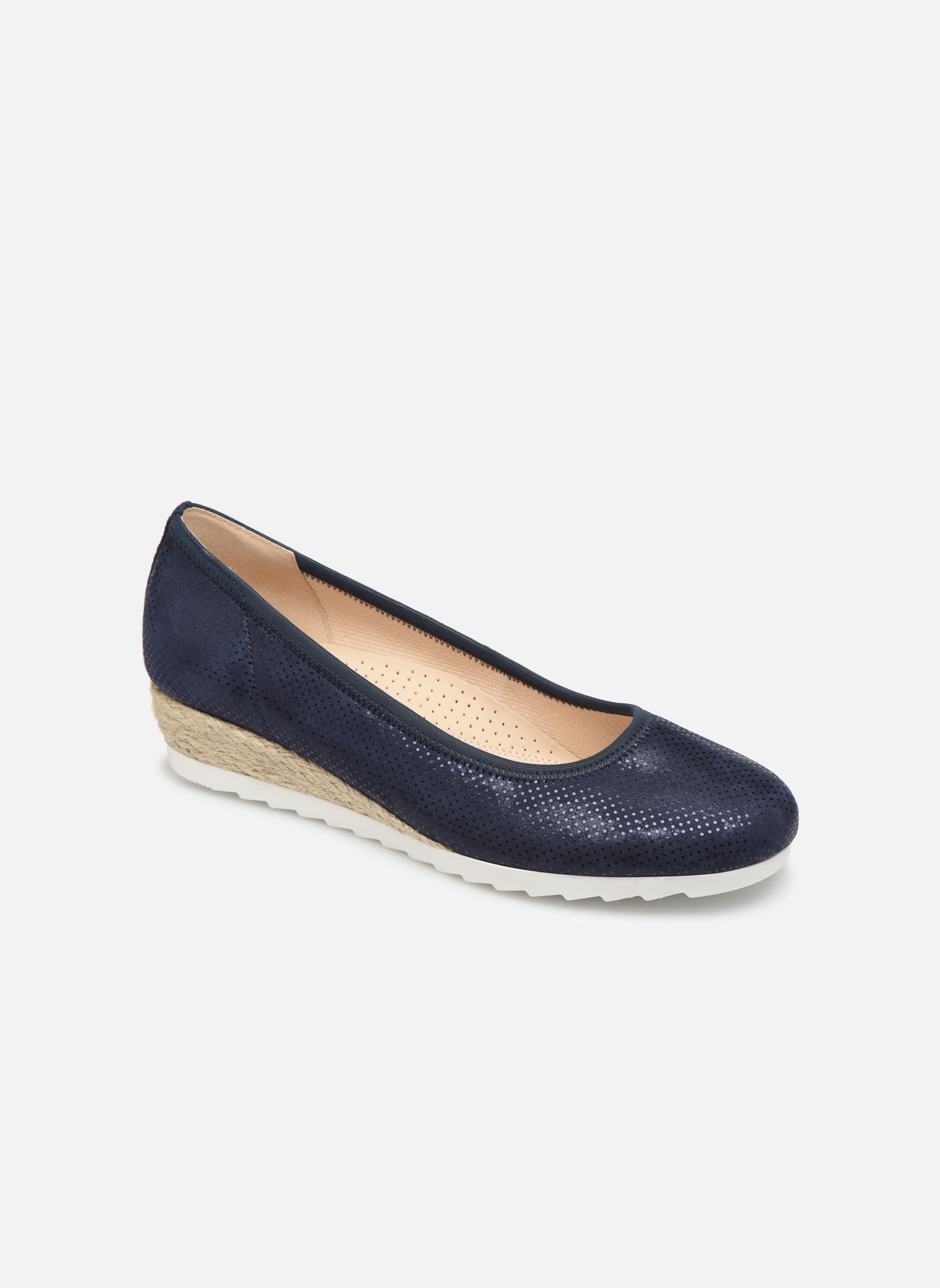 Marques Chaussure femme Gabor femme Novara Night Blue
