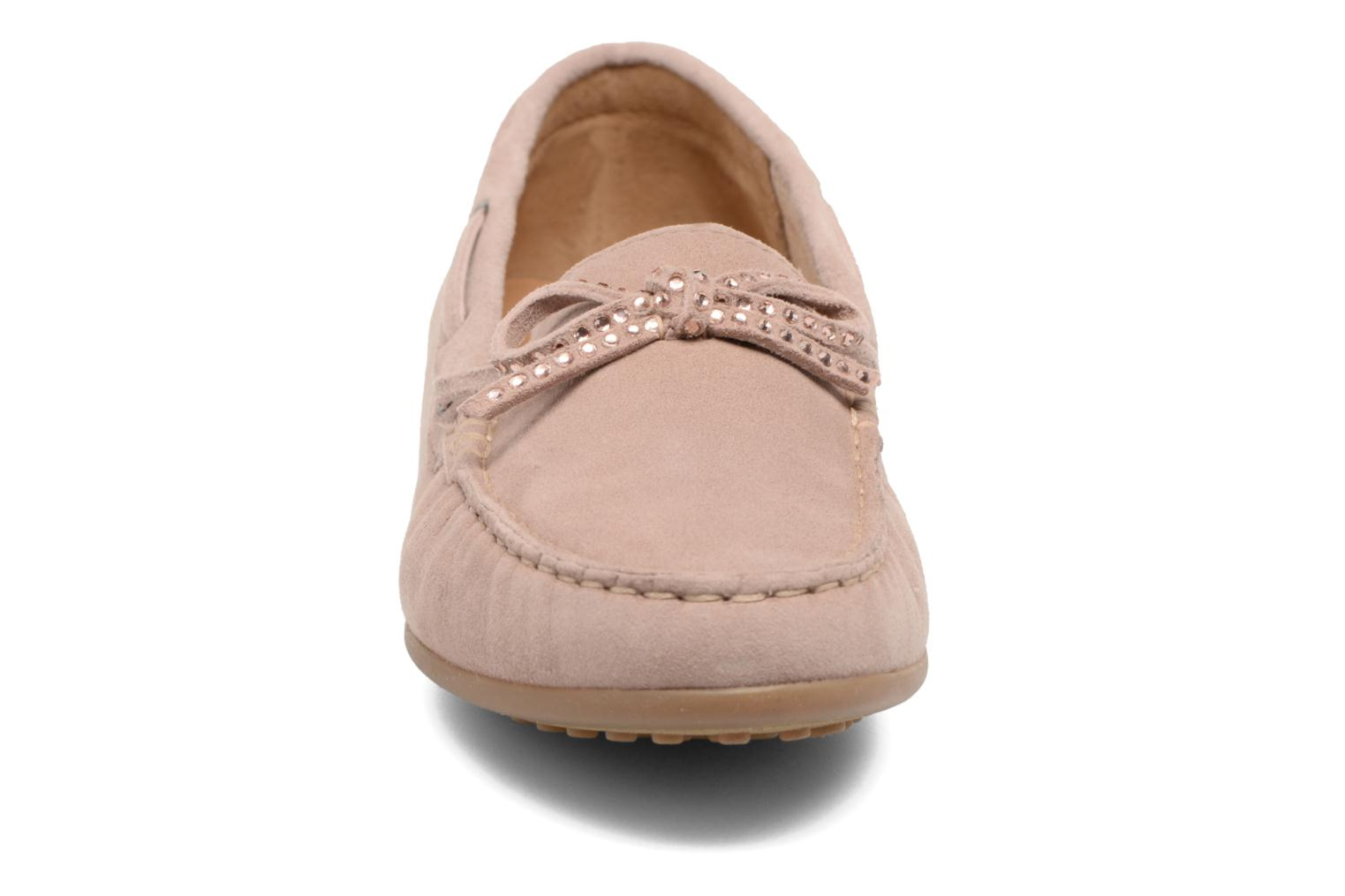 Loafers Gabor Genova Pink model view