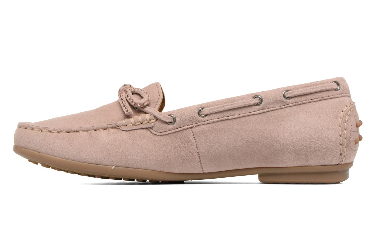 Loafers Gabor Genova Pink front view