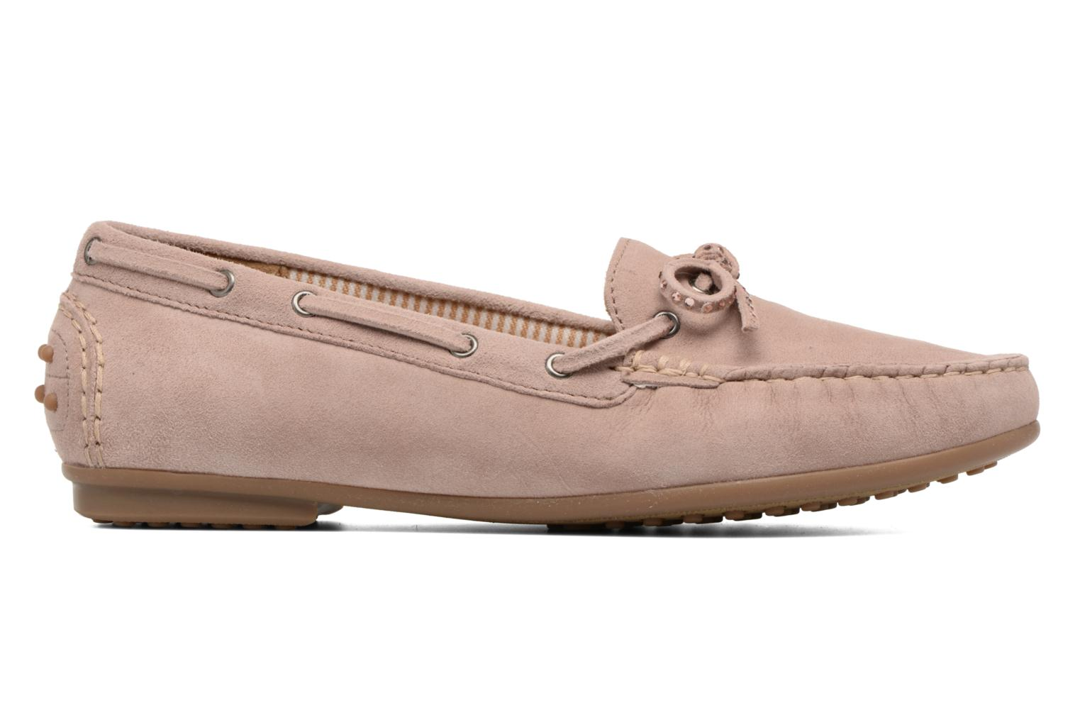 Loafers Gabor Genova Pink back view