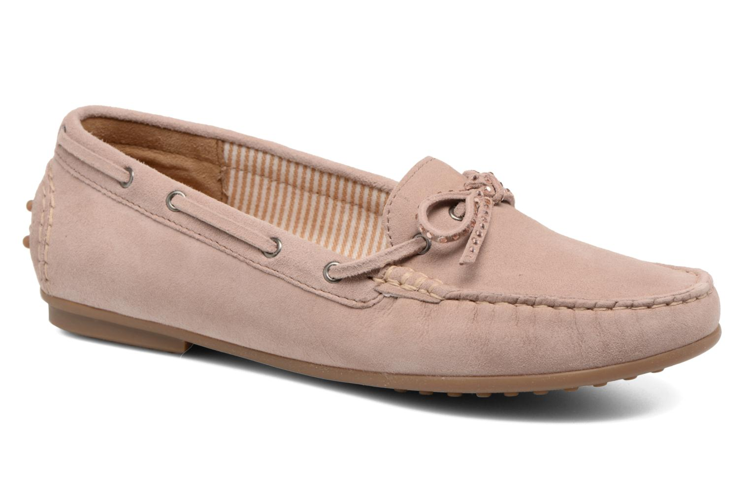 Loafers Gabor Genova Pink detailed view/ Pair view