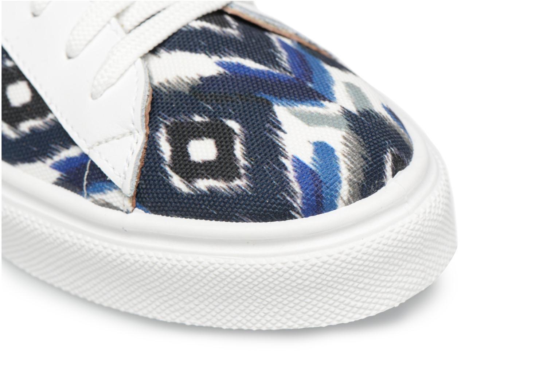Cuir Velours kaki Made by SARENZA Bombay Babes Baskets #1 (Vert)