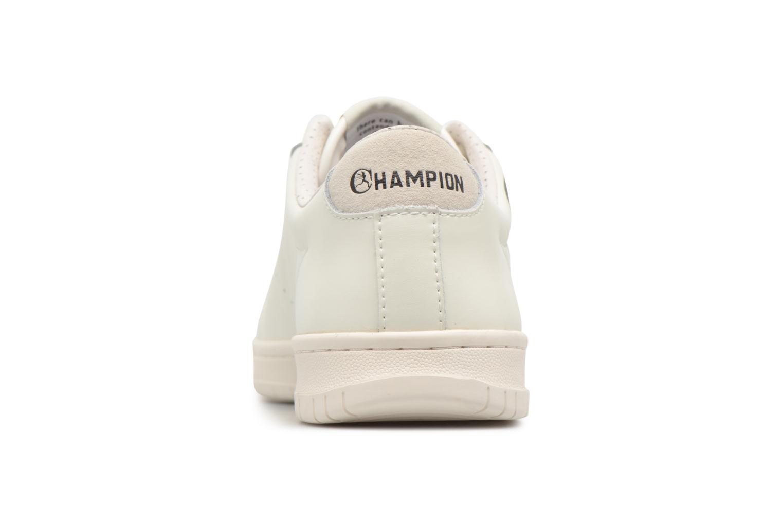 NBK Champion Low Cut Shoe 919 LOW PATCH LEATHER (Noir)