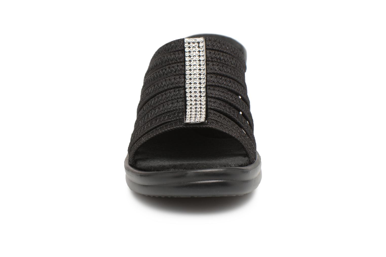 Clogs og træsko Skechers Rumblers-Hotshot Sort se skoene på