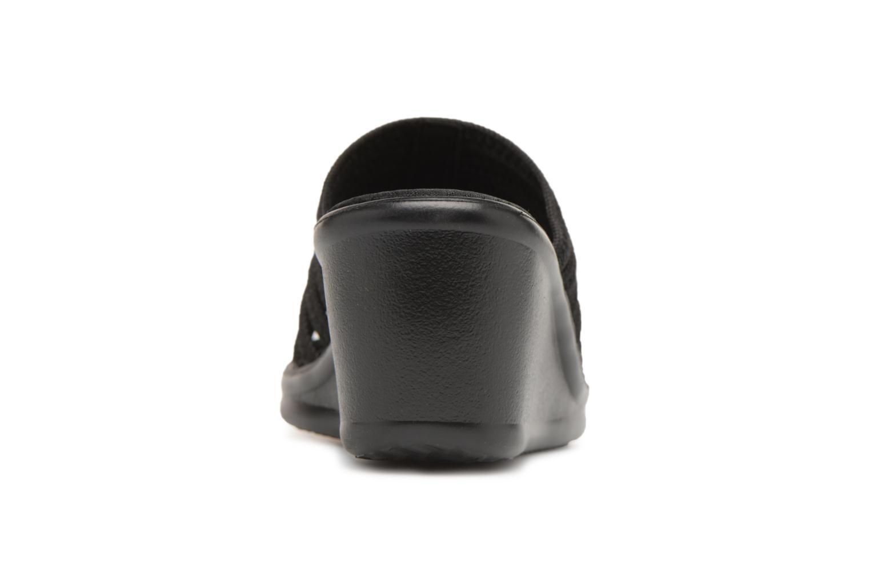 Clogs og træsko Skechers Rumblers-Hotshot Sort Se fra højre