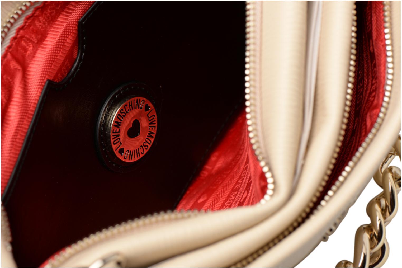 Handtassen Love Moschino Crossbody JC4263PP05 Beige achterkant