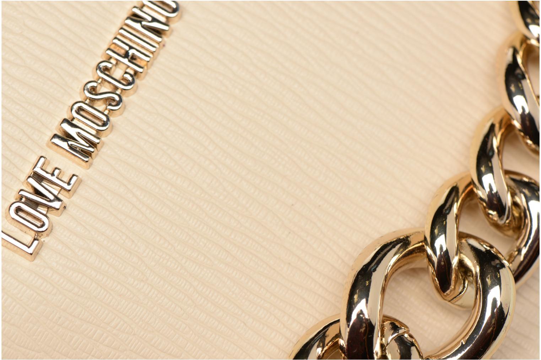 Handtassen Love Moschino Crossbody JC4263PP05 Beige links