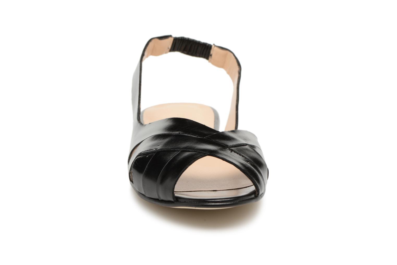 Sandales et nu-pieds Jonak DOUSSOU Noir vue portées chaussures