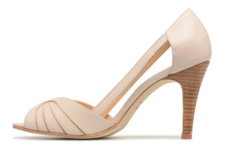 Sandales et nu-pieds Jonak DAGILO Beige vue face