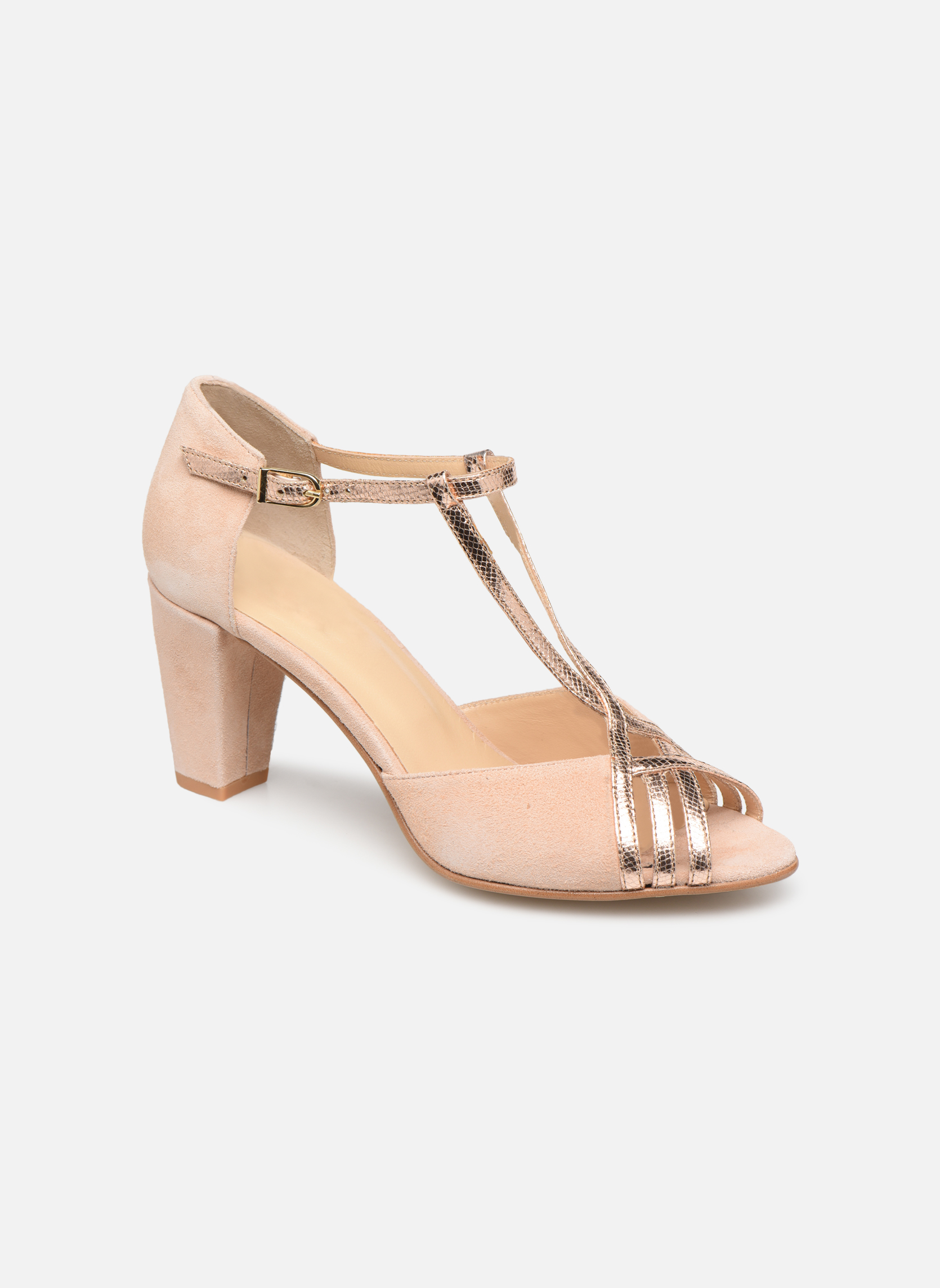 Grandes descuentos últimos zapatos Jonak DIAN (Rosa) - Zapatos de tacón Descuento