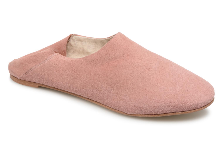 Grandes descuentos últimos zapatos Jonak DECOR (Rosa) - Zuecos Descuento