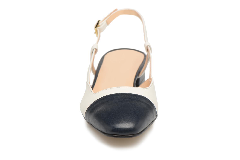 Escarpins Jonak DHAPOU Bleu vue portées chaussures