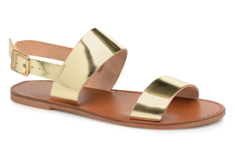 Zapatos promocionales Jonak SUN (Oro y bronce) - Sandalias   Cómodo y bien parecido